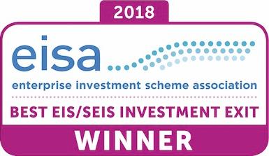 EISA Best EIS/SEIS Investment Exit Winner