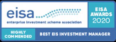 EISA Awards 2020 Best EIS Fund Manager