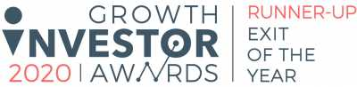 Growth Investor Awards 2020 Best Exit