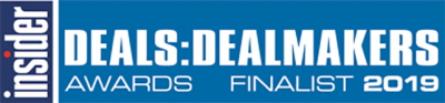 Scottish Business Insider Deals & Dealmakers Awards 2019 Early Stage Deal of the Year