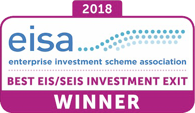EISA Best EIS/SEIS Investment Exit Winner