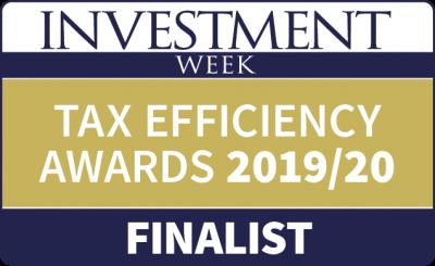 Tax Efficiency Awards 2019/20 Best Generalist EIS