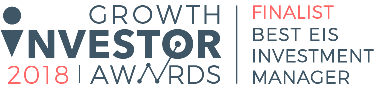 Growth InvestorAwards 2018: Finalist, Best EIS Investment Manager